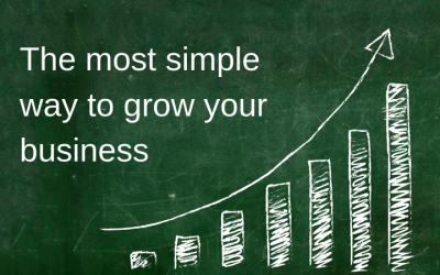 The most simple way to grow your business